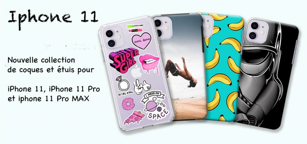 coques iphone 11