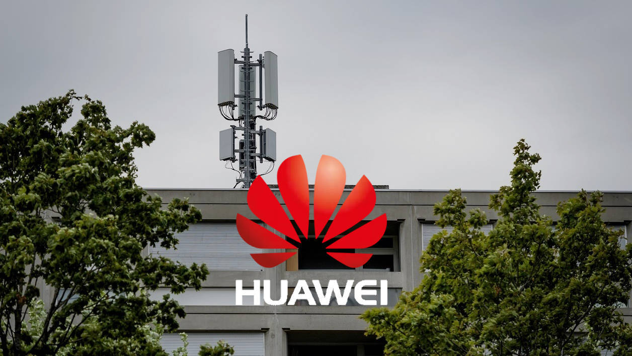 antennes 5G huawei