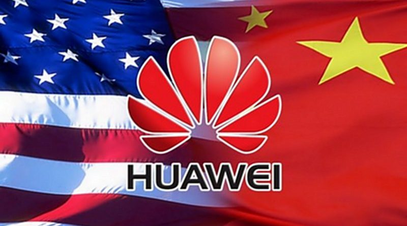 Huawei Vs Usa